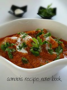 Chicken Handi - sanaa's recipe