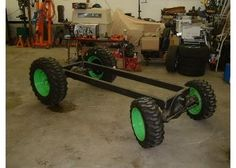DIY Home built compact tractor - Page 16