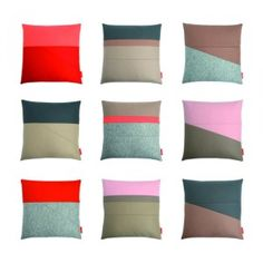 Inside Information - Min meter NAP op slotdag Design Pillow Fabric, Easy Sewing Projects, Soft Furnishings, Quilt Patterns, Comfy, Throw Pillows, Quilts, Bed, Interior