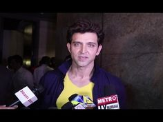 Hrithik Roshan's reaction after watching MIRZYA movie.