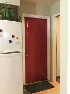 Better shot of the door