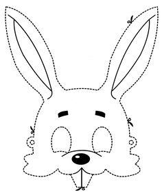 mascara-de-coelho
