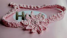 #FREE #Crochet #Patterns: Crochet Baby Headband