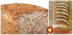 Večerný chlebík bez múky: Môžete si odkrojiť aj o polnoci, z tohto pečiva sa nepriberá - je výborný!