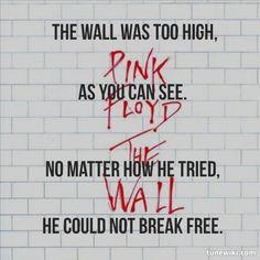 Pink Floyd- The Wall lyrics Pink Floyd Lyrics, Pink Floyd Art, Music Love, Rock Music, Musica Punk, Nostalgic Music, Pink Floyd Albums, Lyrics To Live By, Wish You Are Here