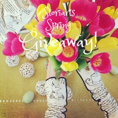 Storiarts Spring Giveaway is Here! ✿ ❀ ❁