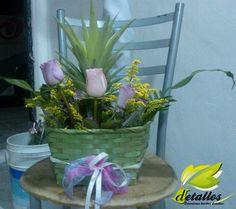 Rosas... ¿Rosas? En Cancún