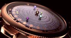 IdeaFixa » Um pedaço do sistema solar no seu pulso