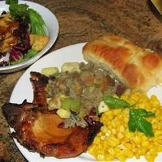 ... honey hoisin pork chops recipe see more honey hoisin pork chops recipe