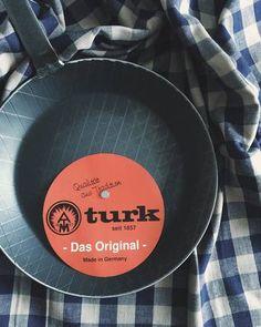"""""""育てていく""""調理器具。「ターク(turk)」のフライパンとグリルパン"""