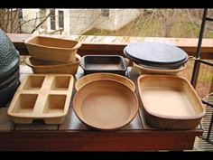 Pampered Chef stoneware cookery, I dont bake on anything else! I love the stoneware! Baking Tips, Baking Recipes, Pampered Chef Stoneware, Pampered Chef Recipes, Baked Ziti, Food Festival, Savoury Dishes, Cooking Tools, Grilling Recipes