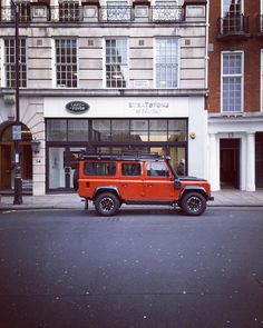 Bye London it's been real! | #landroverdefender by matteddmenson Bye London it's been real! | #landroverdefender