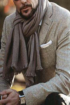 Men's Fashion … great look Fashion Fashion Gentleman Mode, Gentleman Style, Sharp Dressed Man, Well Dressed Men, Look Fashion, Winter Fashion, Fashion 2015, Fashion Gallery, Fashion Ideas