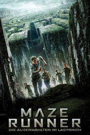 """Maze Runner - Die Auserwählten im Labyrinth  """"Thomas in einer Gemeinschaft von jungen hinterlegt ist, nachdem sein Gedächtnis gelöscht ist, bald lernen, dass sie alle in einem Labyrinth gefangen sind, die ihm beitreten erfordern mit meinem Kollegen """"Läufer"""" nach einem Schuss auf Flucht zwingt."""""""