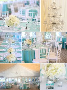 reminds me a beach glass! Perfect for a beach wedding reception!#Repin By:Pinterest++ for iPad#