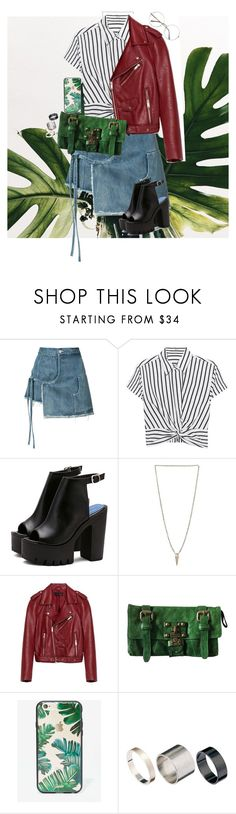 """""""19.7"""" by blackrose15orchiday ❤ liked on Polyvore featuring Sandy Liang, T By Alexander Wang, Luv Aj, Juicy Couture, Sonix and Just Acces"""