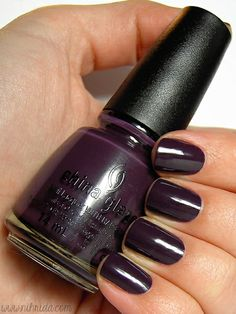 China Glaze: Charmed, I'm Sure I think I have this one. I'm starting to have a hard time finding ones I DON'T. lol