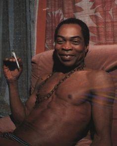 Baba Fela forever!