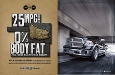 25 MPG 0% Body Fat.
