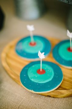 cowboys and indians first birthday target cookies