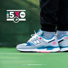 f4f82813226b New Balance Running - Micro Chip Blue - Sneaker Politics