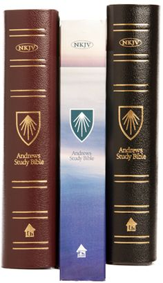 Andrews University Study Bible - New King James Version.