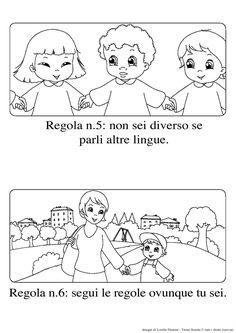 regole scuola dell'infanzia - Cerca con Google