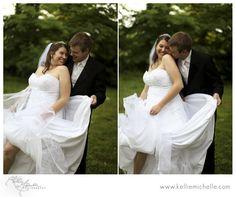 Kellie Michelle Blog: Jeremy and Lynetta: Wedding Day