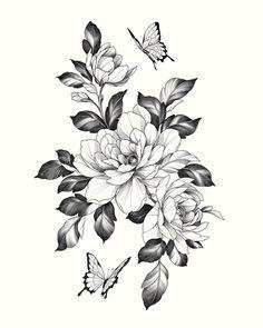Pretty Tattoos, Cute Tattoos, Beautiful Tattoos, Body Art Tattoos, Floral Back Tattoos, Floral Tattoo Design, Flower Tattoos, Sunflower Tattoo Small, Sunflower Tattoo Design