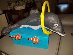 Surprise sinterklaas dolfijn