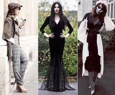 Special Halloween Maxi Dress Ideas for girls
