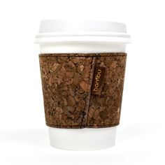Cork Coffee Sleeve