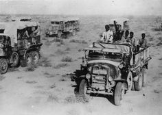 14th december 1940-vehicles of the-italian Army, north Africa, pin by Paolo Marzioli