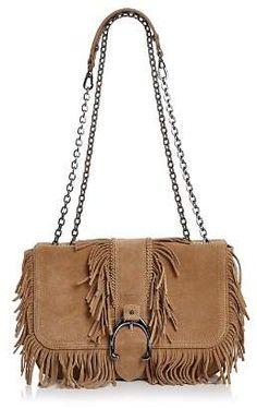 Longchamp Amazone Folk Small Nubuck Leather Crossbody Handbags -  Bloomingdale s 0b6e15543b2