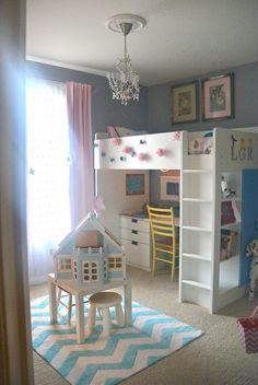 Stuva Loft bed Ikea