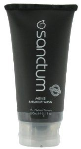 Men's Shower Wash Gel 5.1 oz 5.10 Ounces by Sanctum. $11.95. Serving Size:. 5.1 Ounces Gel. NATURAL FRAGRANCE:Cedarwood, SandalwoodUse in the bath or shower as an alternative to soap and shampoo. Rinse off thoroughly.