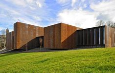 MY MAGICAL ATTIC: MUSEE SOULAGES DESIGN BY RCR ARQUITECTES WITH PASSELAC & ROQUES