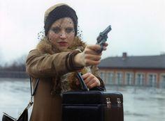 HANNA SCHYGULLA - TANGO FILMS Rainer Werner Fassbinder Antitheater de Múnich By Adolfo Vásquez Rocca