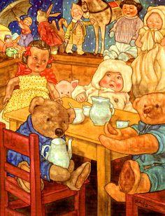 Иллюстрации Майкла Хага | Illustrations of Michael Hague (340 работ)