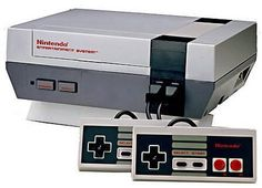 Oh the memories. NES Nintendo Entertainment System
