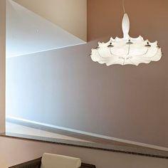 Zeppelin: Discover the Flos suspended lamp model Zeppelin