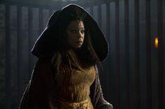 Lorraine Toussaint as Cressida – Into the Badlands Photo Credit: Aidan Monaghan/AMC Lorraine Toussaint, Into The Badlands, Big Battle, Buffy, Season 3, Photo Credit, The Incredibles, Art Ideas, Tv