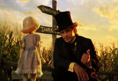 James Franco will lead an all star cast in Oz The Great and Powerful - here is another new image.