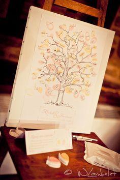 arbre a empreintes