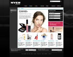 Myer - Eric Fitzgerald Chanel Spring, Over The Years, Bridal, Learning, Digital, Makeup, Color, Beauty, Colour