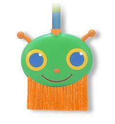 Hello birthday present! Lan is always stealing my broom so im getting him his own :)