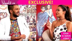 Riteish Deshmukh and Lisa Haydon are the funniest pair in Housefull 3! Dont believe us?  watch video!