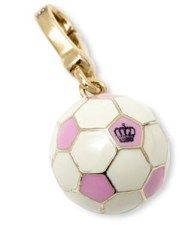 2008 Juicy Couture Soccer Ball Charm