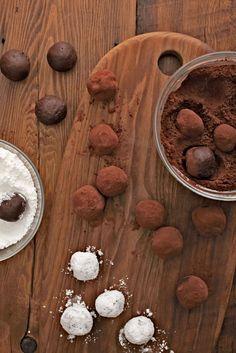 How To: Make Truffles!