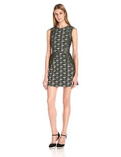 French Connection Womens Camo City Olive Night Multi 8 >>> Details can be found by clicking on the image. (This is an affiliate link) #Dressoutfits